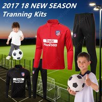 2018 KID YOUTH CHILDREN Tranning KITS outfits Tracksuits 15 ...