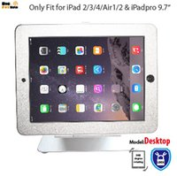 tablet holer security desktop stand for iPad 2 3 4 air table...
