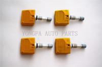Capteur de pression des pneus 4pcs TPMS pour OEM Cube Infiniti Nissan Armada 40700-JA01A 40700-JA01B
