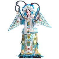 Pechino ornamenti bambola bambola di seta caratteristiche del prodotto Cina opera Arredamento per la casa Facebook decorazione accessori regalo