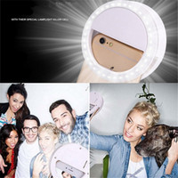 Selfie Fill Light Ring Photography Accessories Portable Smar...