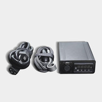 Günstigstes Enail Elektrische Daily Dabber Dab Rig Wachs TC PID Box Temp Regler mit Heizspule Für domeless Titan Nagel 16mm 20 mm