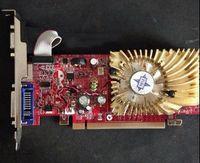 Восстановленные графические видеокарты NX7300GS-TD256E для ультразвукового аппарата Philips Ремонт запасных частей видеокарты HD11XE / HD11 Ремонт DVI S-Video