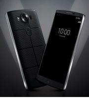 Yenilenmiş Orijinal LG V10 H961N H900 H901 4G LTE 5,7 inç Hexa Çekirdek 4GB RAM 64GB ROM 16MP Kamera Unlocked Cep Telefonu