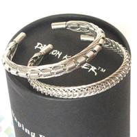 Beste Vaper Armband Demon Killer E-Cigs Wire Armband 100% Handgemaakte 2 Typen Nieuwste E CIG-accessoire 316 L Fit Vaping DHL GRATIS