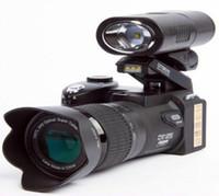 جديد جودة عالية protax بولو D7100 كاميرا رقمية 33MP كامل HD1080P 24x بصري تكوير السيارات التركيز المهنية كاميرا 1PCS DHL