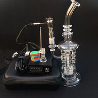 Newest Heady glass bongs water pipes 12. 5 inch bong Electric...