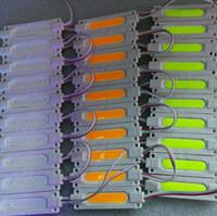 Injection COB LED-Modul Licht DC12V 2W COB IP65 wasserdichten LED-Hintergrundbeleuchtung Hintergrundbeleuchtung LED-Lichtmodul Freies Verschiffen