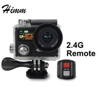 Ultra HD 4K WIFI Sport Action Camera H8R H8 with remote cont...