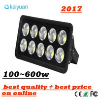 2017 big power AC 85- 265V LED Floodlight COB 100W 150W 200W ...