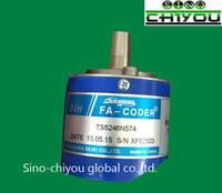 리프트 부품 타마가와 엔코더 모델 TS5246N574 / DAA633K3-K8A (엘리베이터 견인 기계 용)