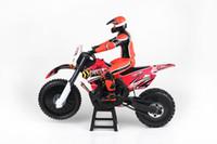ZD Racing 1/5 05222 Мотоцикл, электрический пульт дистанционного управления Модель электрического гироскопа Streetcar