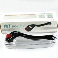540 Mikroiğneler Roller Cilt Dermatoloji Tedavi cilt Güzellik Dermaroller 0.2mm-3.0mm ile MT Derma rulo
