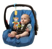 아기 장난감 만화 동물 반지 종소리와 생일 선물 뜨거운 기능 아기 침실 장난감 디자인 사랑스러운 아기의 친구