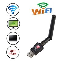 300M wifi wireless lan adapter signal enhanced mini wireless...