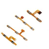 Замена питания Вкл / Выкл ключ объем боковая кнопка гибкий кабель для Meizu M1 Примечание / M2 Примечание / M3 Примечание / M5 Примечание / M3 Макс Meilan Макс Бесплатная доставка