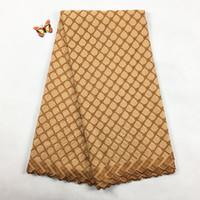 Sıcak Satış Afrika Lehçe Pamuk Vual dantel, 2065 Ücretsiz Kargo (5 metre / paket), 100% pamuk Afrika Düğün Erkekler Dantel Elbise