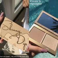 New Kylie Jenner Skinny Dip Duo 2 color Face Powder Bronzer ...