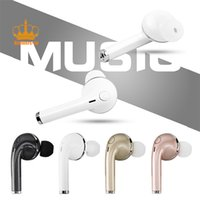 with package New stereo bluetooth headset bluetooth earphone...
