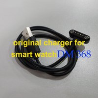 Original smartwatch smartwatch wristwtach dm98 dm368 chargeur aimant chargeur câble de charge câble de charge magnétique