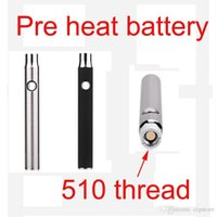 Preheat Battery 350mah VV Vape Pens 3. 7- 4. 1V Preaheating Bat...