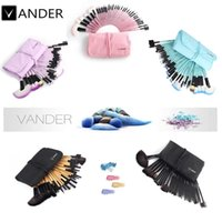 Vanderlife 24 32pcs Colors Makeup Brushes Set Cosmetic Found...