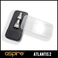 تعزيز كبير! أسباير أتلانتس Airflow Control SUB OHM E Cigarettes Aspire BVC Coil for 3ML Aspire Atlantis Tank 100٪ Original