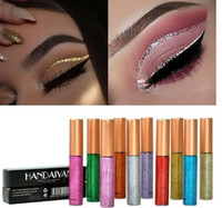 2017 hot 10 Colors Bright Flashing Eye Liner Quick To Dry Wa...