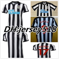 Top Thai quality 17 18 Newcastle United Soccer Jersey 2017 2018 Newcastle Soccer Jerseys Football Shirts