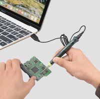 USB havya takım USB havya kaynak kalem ev öğrencileri cep telefonu tamir kaynak aracı