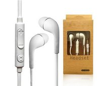Stereo Headsets In Ear Earphone with Mic and volume control ...