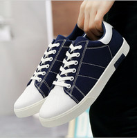 2017 fashion canvas men casual shoes superstar footwear blac...
