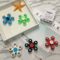 2017 Five Star Fidget Spinner Toy Finget Spinner Toy Five be...