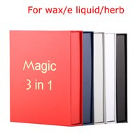 Magic 3 in 1 Vaporizer Starter Kit Wax Dry Herb Ago MT3 Glas...
