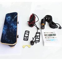 hkt26 Dual Lens Front Back Camera 4. 3 inch Full HD 1080P Mir...