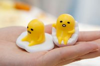 Amuse 4pcs set Gudetama lazy Egg figure kids Toy gift cake t...