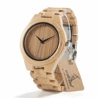 BOBO птица деревянные часы оригинальный натуральный эбеновый и бамбуковый материал с деревянным ремешком для мужчин часы в коробке