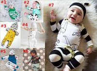New Spring Kids Clothing Sets INS Boys Clothing Girls Outfit...