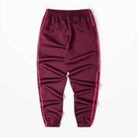 Pantalones para hombres Pantalones de moda Temporada Crewneck Sweetpants S-4XL Pantalones Hombres Joggers sueltos Cómodo Pantal elástico con alta calidad