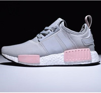 2017 Factory sales promotion new pink red gray NMD Runner R1...