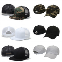 2016 nuovi cappelli di snapbacks regolabili solidi cinturini in bianco indietro tappi di golf cotone moda per uomini e donne