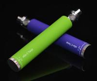 Spinner Ego c torção cigarro eletrônico ego-c torção bateria 650 mah Variable Voltage 3.3-4.8V