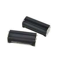 금속 수동 담배 담배 롤링 기계 인젝터 케이스 롤러 메이커 종이 롤러 흡연 액세서리 휴대용 사용하기 쉬운