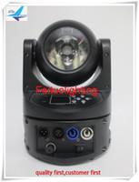 4 xlot dj ışıkları sıcak satış led hareketli kafa spot ışık renk changeabled hareketli kafa ışın 60 w led