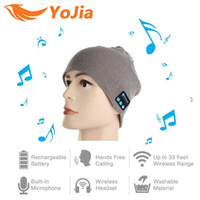 VONTAR MK- 1 New Fashion Beanie Hat Cap Wireless Bluetooth Ea...