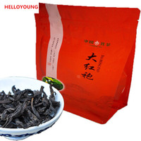 C-HC024 Китайский чай высшего ранга Dahongpao Tea 250г Wuyi Oolong Premium Da Hong Pao cha Большая красная мантия Oolong Tea Wuyi Yan Cha Wuyi Cliff Black Tea