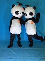 2017 hot sale kung fu panda mascot costume christmas halloween birthday party bear mascot costume fancy dress adult size - Kung Fu Panda Halloween