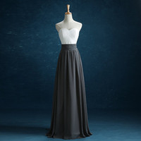 New Lace Chiffon Bridesmaid Dress Mixed Color and Matched Ev...