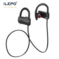 Dual Earphone Fine-Tuning Ear Hooking Ddesign Bluetooth Rrunning Headset v4.1 + EDR, CSR8635 IP4 Anti-пот и водонепроницаемая интеллектуальная музыка