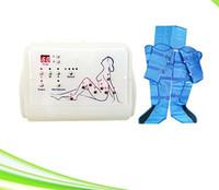 terapia de pesaje sistema de terapia metabólica linfática traje de presión equipo de drenaje linfático